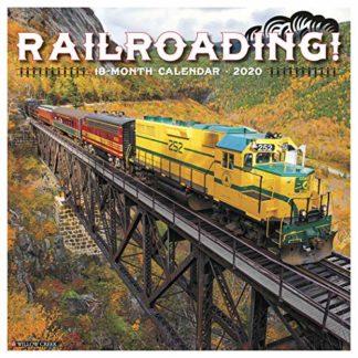 Railroad Calendars
